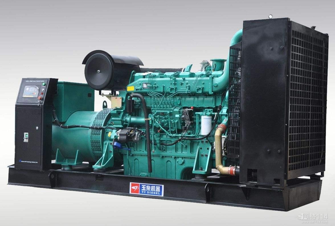 玉柴200kw发电机组-200千瓦发电机组
