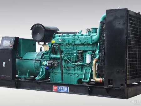 超市发电机组—柴油发电机组多少钱—静音发电机组厂家—正迈