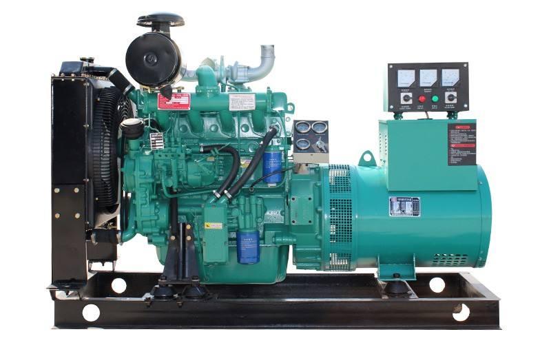 潍柴400千瓦发电机组-400kw发电机组