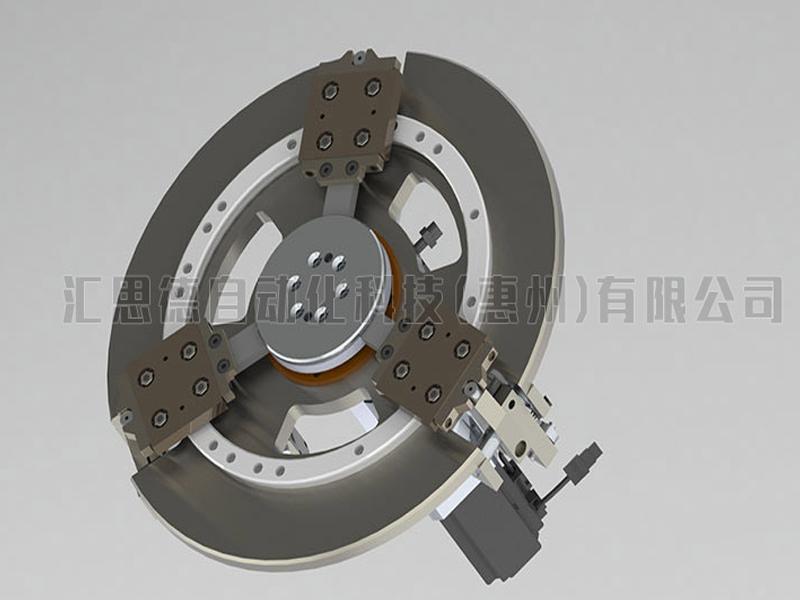 圓弧導軌生產廠家-定制圓弧軌道-圓環導軌價格問匯思德