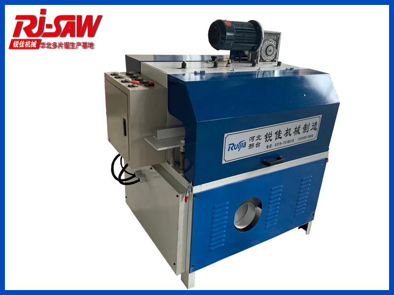 上下锯片木轴锯-锐佳机械提供销量好的新型木轴锯