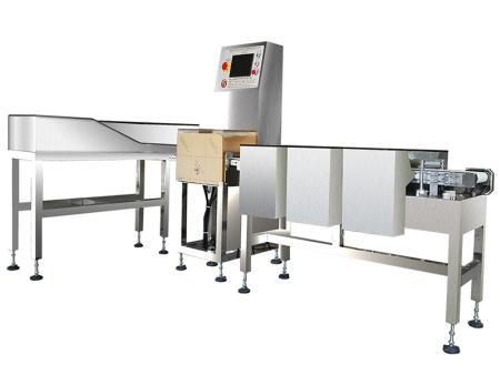 金属检测机价格-大量供应皮带式称重分选机