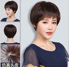 批售假发-销售东莞好用的假发