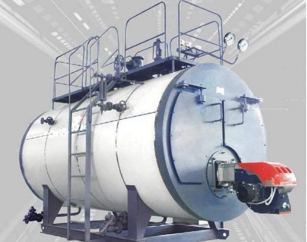 卧式燃气热水锅炉