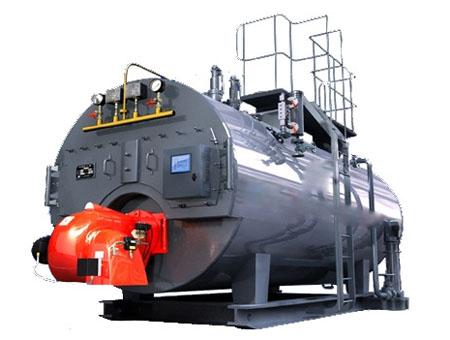 WNS全自动燃油燃气蒸汽锅炉