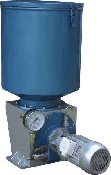 ZPU型电动润滑泵,高压耐磨,黄油,干油柱塞泵