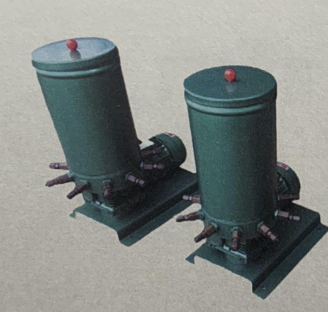 DDB型多点润滑泵