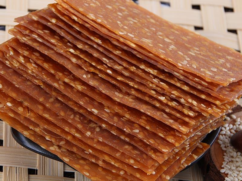 湖南陈海龙生态农业_口碑好的芝麻红薯片干经销商 优惠的湖南特产干红薯片