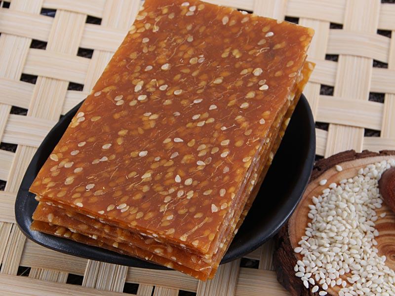 銷量好的芝麻紅薯片干報價_廠家推薦湖南特產干紅薯片