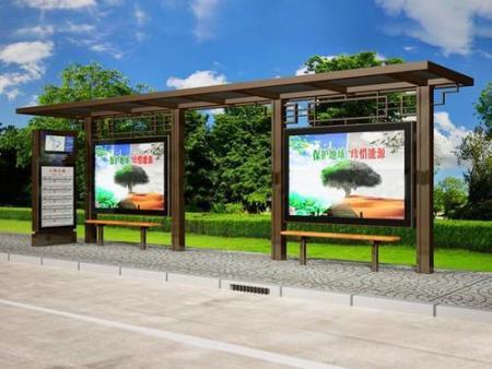 玉树公交站广告维护-格尔木公交站广告安装