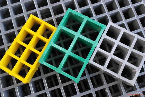 玻璃钢排水沟地网格栅