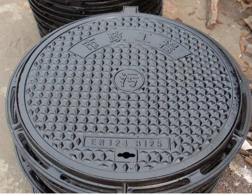 复合井盖材料-井圈-阴井盖