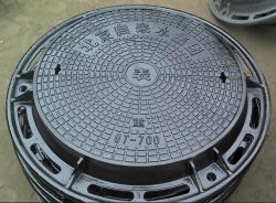 汕尾惠州球墨鑄鐵廠家-什么是新型樹脂復合井蓋重型
