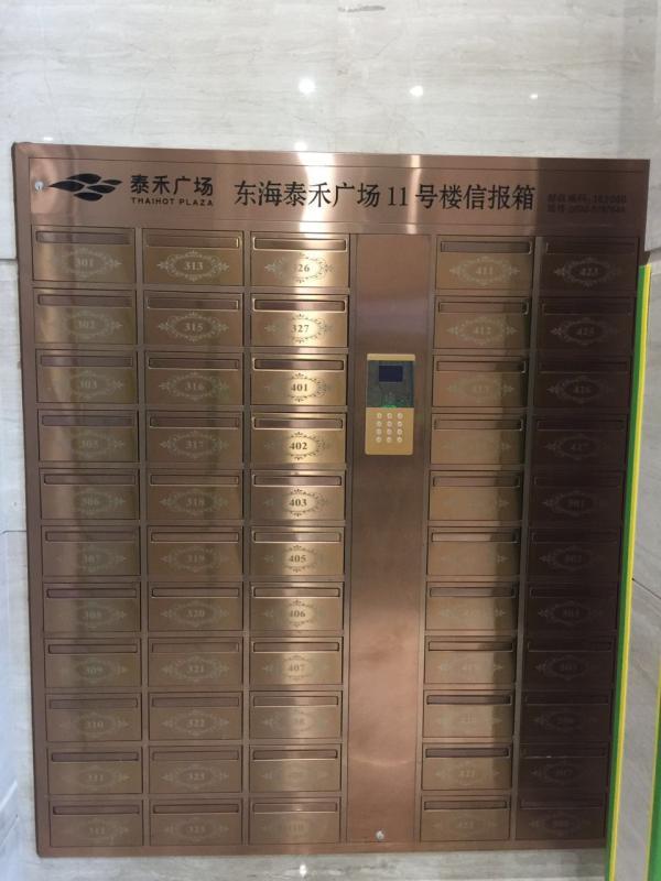 品质可靠的不锈钢信报箱当选佳美金属制品,安全的不锈钢信报箱