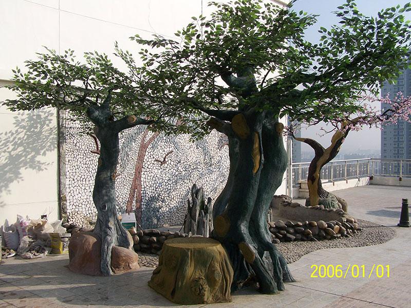 平凉仿真树设计|拔尖的甘肃仿真树设计哪家提供