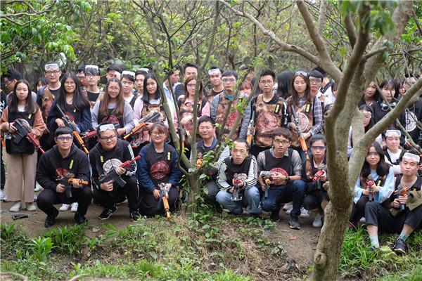 萝岗团建拓展训练-广州户外拓展一天-广州户外拓展推荐