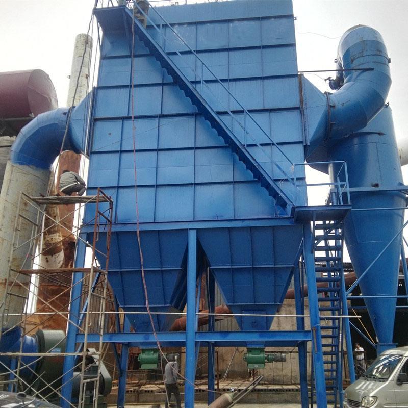 袋式除尘器制造厂家-定做脉冲布袋除尘器-河北脉冲袋式除尘器