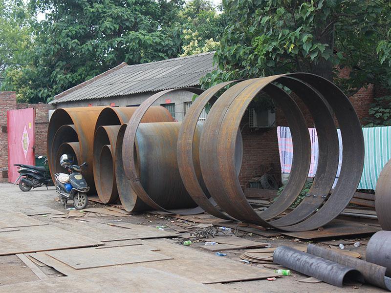 郑州卷圆加工厂-南阳钢板卷圆加工哪家好-漯河钢板卷圆加工
