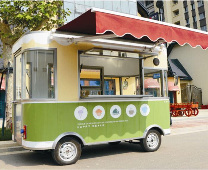 寧夏可移動餐車哪家好-供應優惠的移動餐車