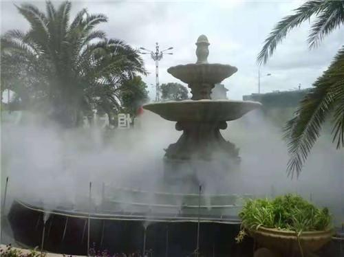 冷雾造景系统