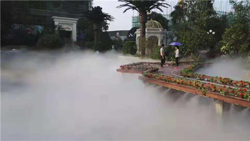 冷霧造景類型-冷霧造景性價比-冷霧造景找哪家