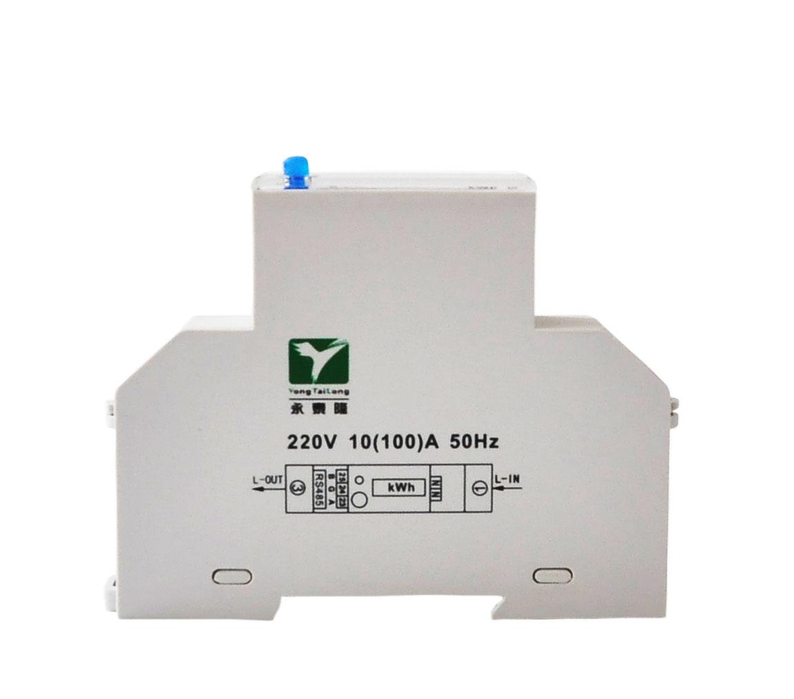 温州电能表可信赖|想买口碑好的单相单节LCD带RS485带费率电表就来永泰隆电子