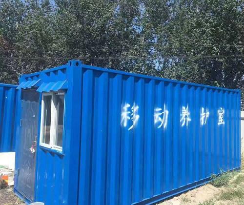 集装箱养护室-鹤壁移动标养室-新乡移动标养室
