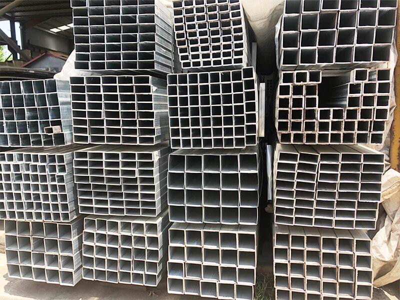 厚壁方管-临沂120矩形管规格-临沂方管矩形管厂家