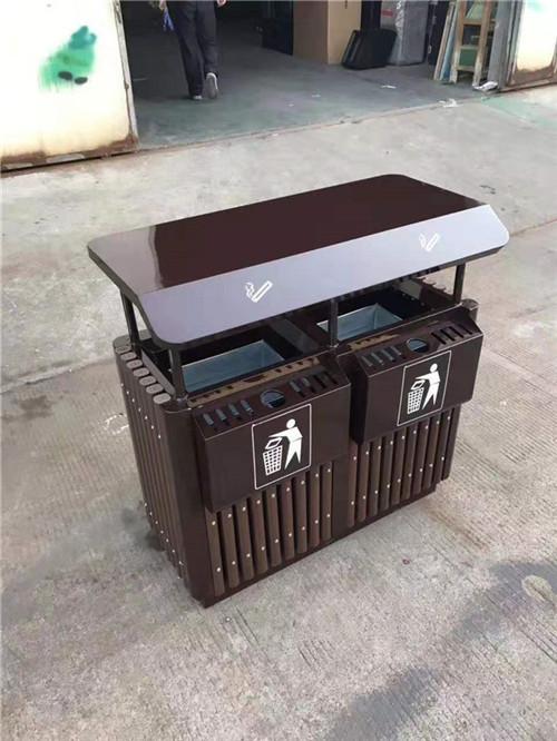宁夏垃圾箱,专业供应宁夏户外分类垃圾箱厂家,蓝景环卫