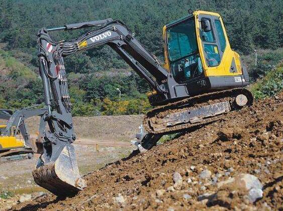 提供小挖掘機租賃-海南專業的海南恒晟機械在哪