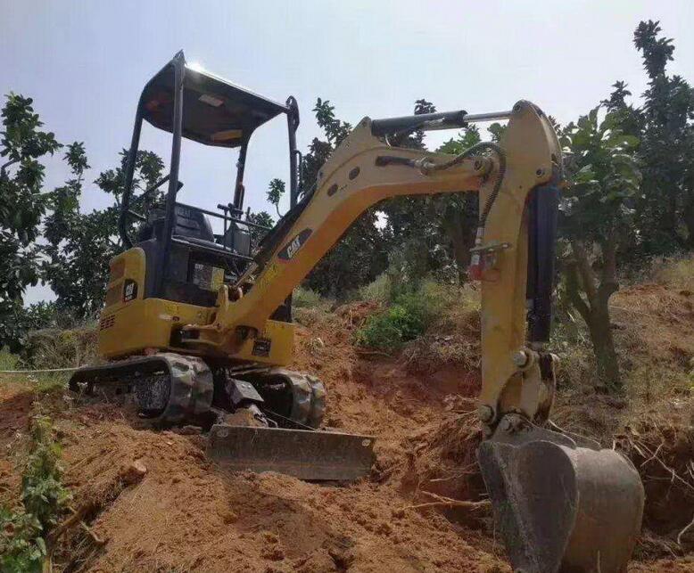 秀英本地的挖土機租賃|信譽好的海南挖土機租賃公司推薦