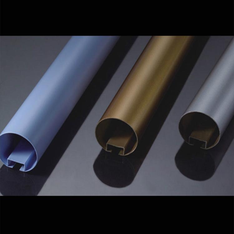 河南鋁方通生產廠家 鄭州圓形鋁方通價格