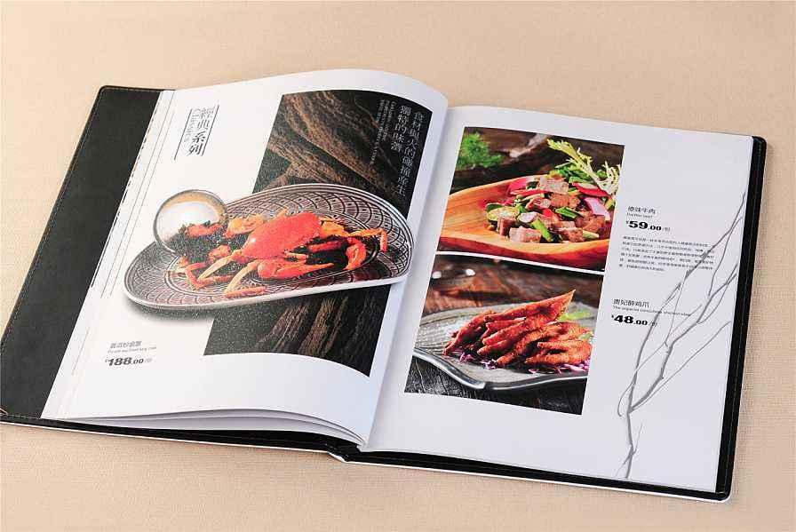 菜單印刷廠-哪里找優良的菜單印刷