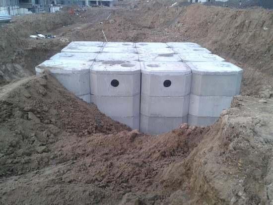 陕西水泥化粪池批发-中卫化粪池批发-石嘴山化粪池