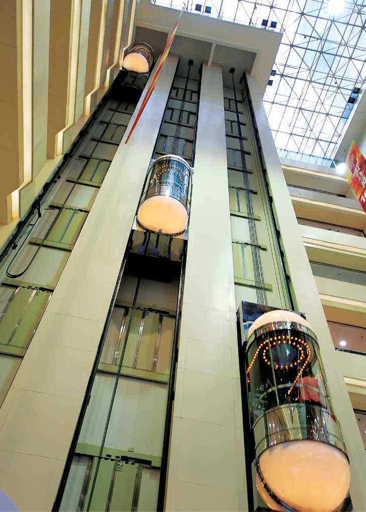莆田玻璃观光电梯厂家-厦门哪家生产的观光电梯可靠