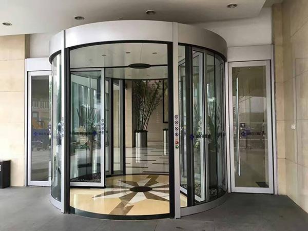 沈阳市酒店旋转门供应商