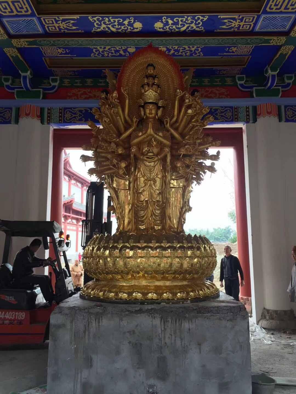 滨州金铜阿弥陀佛像,寺庙铜佛像供应商哪家好