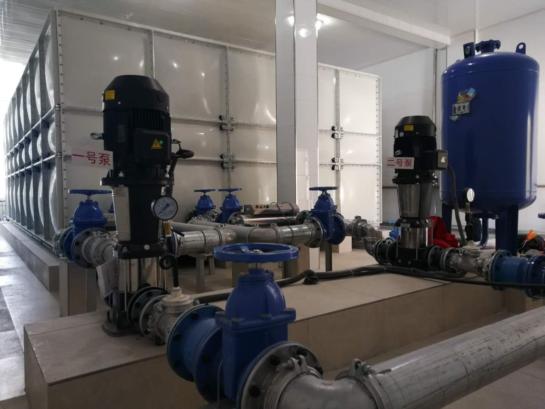 哈爾濱水箱廠家-玻璃鋼水箱-不銹鋼水箱-誠厚環保