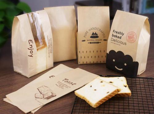 牛皮纸手提袋-瓜子牛皮纸包装袋多少钱