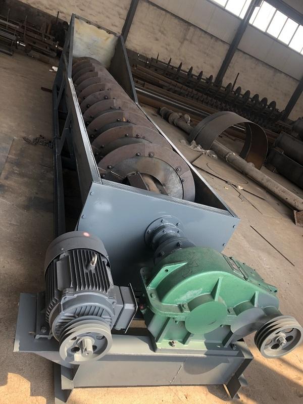 自产自销专业生产螺旋输送机 螺旋绞龙 绞龙输送机 物料输送机