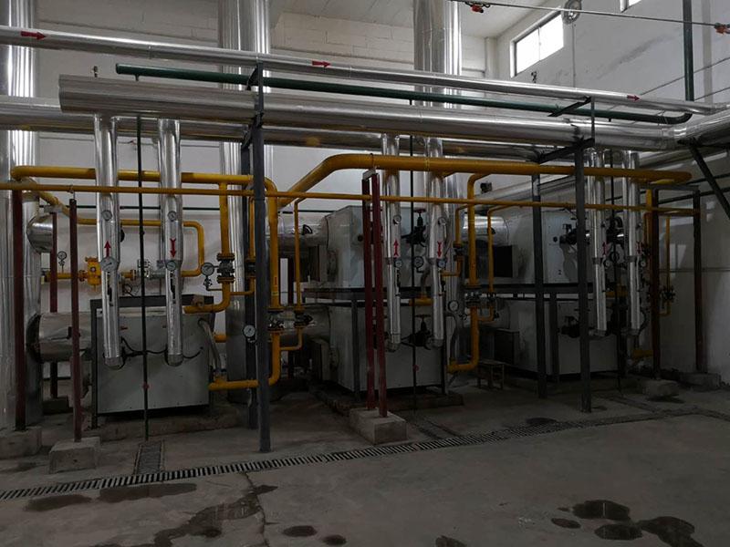 西安换热站安装工程|陕西专业的锅炉安装