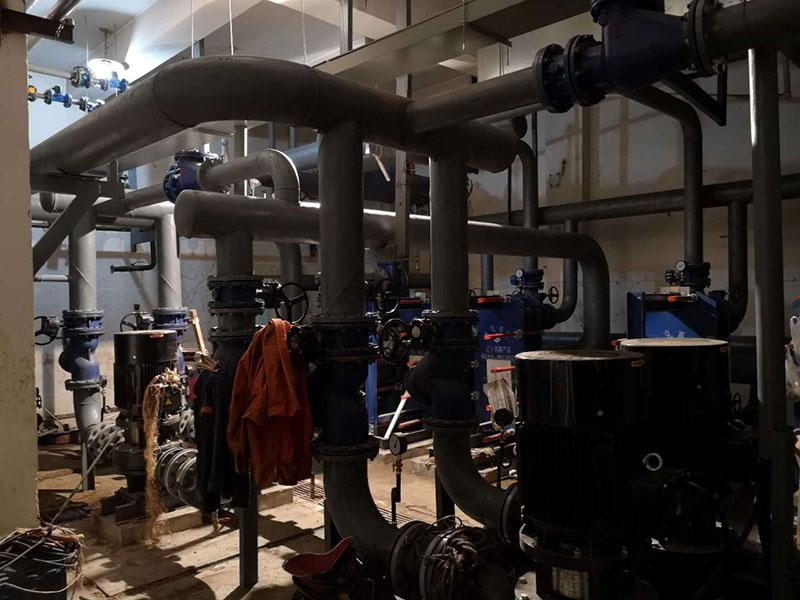 武威蒸汽管道安裝|陜西有品質的暖通空調安裝公司