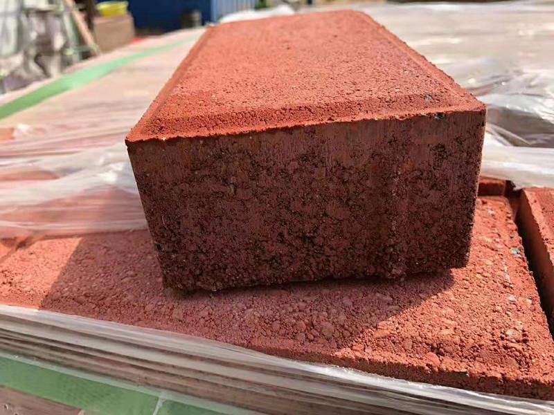 沁陽哪里有賣透水磚-供應河南各類透水磚