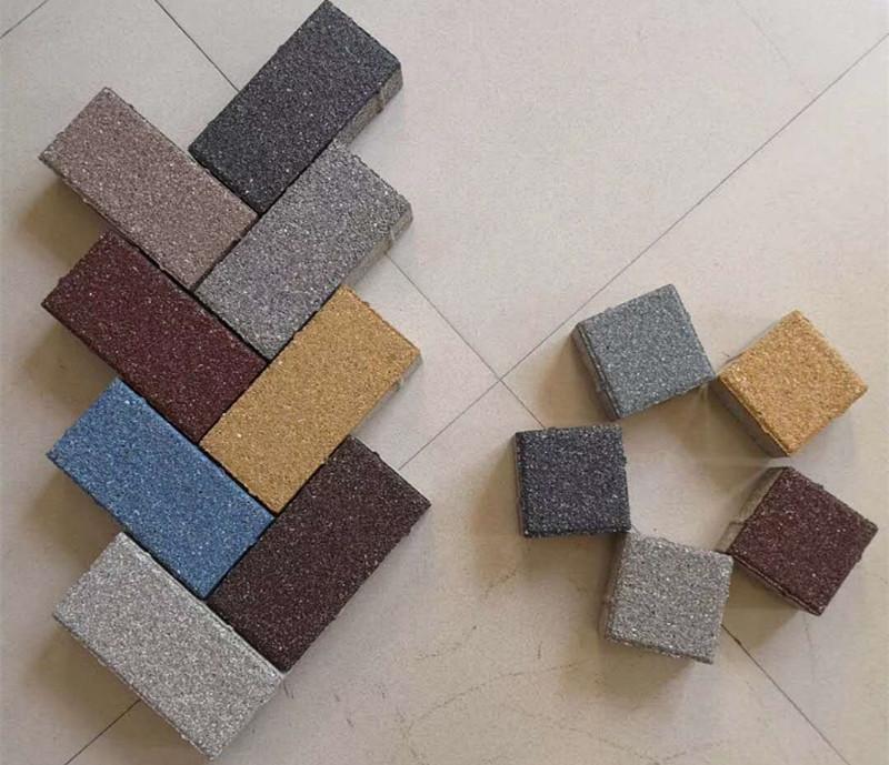新郑哪里有卖透水砖_优良透水砖优选雁智建材