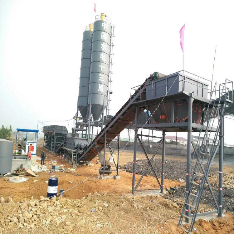 WDB800型稳定土拌合站参数 800型稳定土拌合站生产商