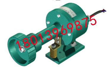 输送带保护装置打滑开关JYB/RDC-B2接触式打滑监测装置