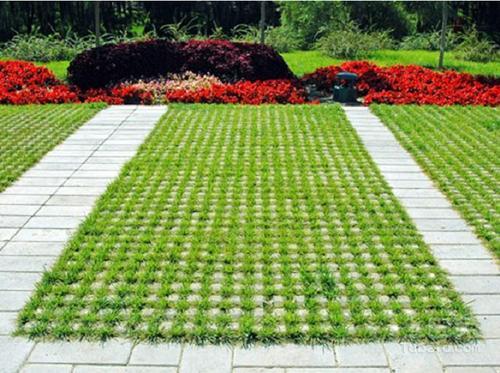 青海植草砖-各类西宁植草砖找西宁金富星水泥制品