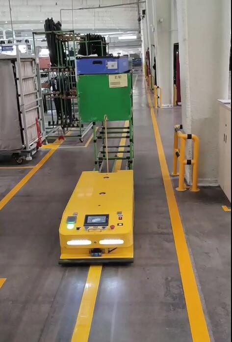 AGV自動搬運車