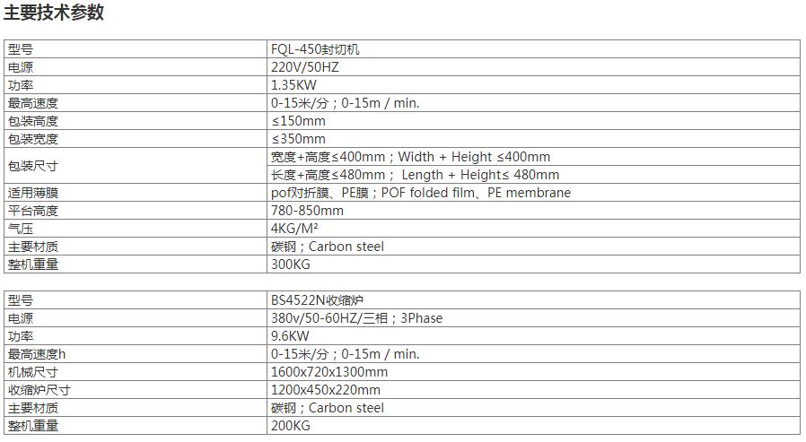 AD鈣奶熱收縮包裝機-浙江耐用的FQL--L型全自動熱收縮包裝機
