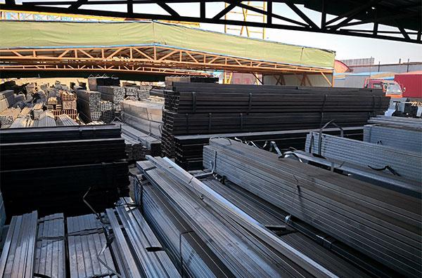 哈尔滨圆管批发商-大同角钢批发商-杜尔伯特蒙古族角钢批发商